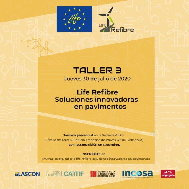 TALLER 3 - REFIBRE