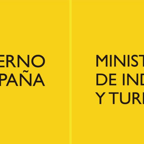 Logotipo del Ministerio de Industria, Comercio y Turismo